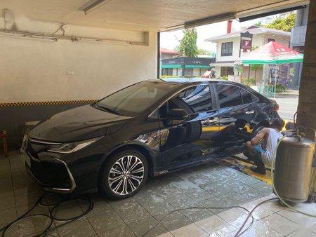 Black Toyota Altis 2020 for sale in San Juan