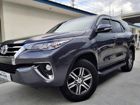 2017 Toyota Fortuner G 4x2