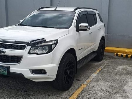 2013 Chevrolet Trailblazer LTZ