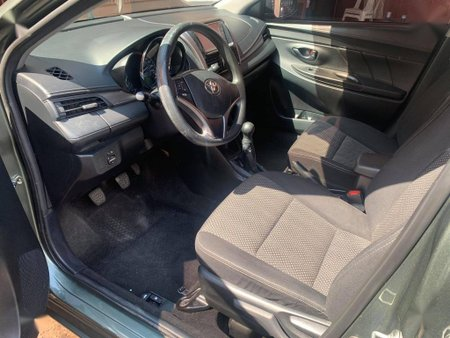 Grey Toyota Vios 2018 for sale in Mandaluyong City