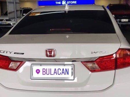 White Honda Civic for sale in Manila