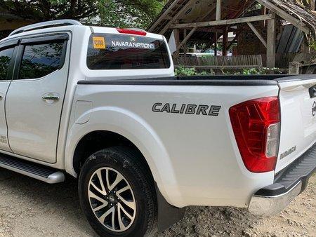White Nissan Navara for sale in Kidapawan