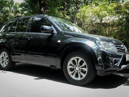 Selling Black Suzuki Grand Vitara for sale in Makati