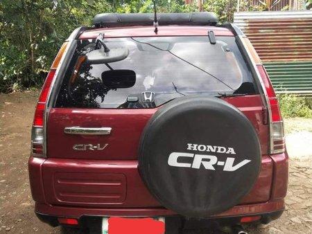Selling Red Honda Cr-V in Quezon City