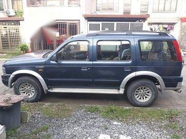 Sell Black Ford Everest in Manila