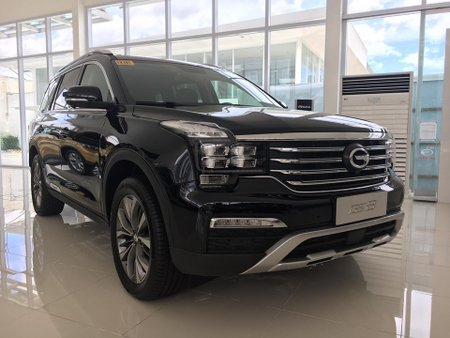 GAC Motor GS8 4x2 Sports 6-Speed Automatic
