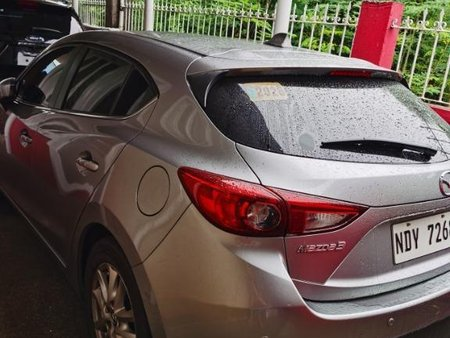 Silver Mazda 3 for sale in Quezon City