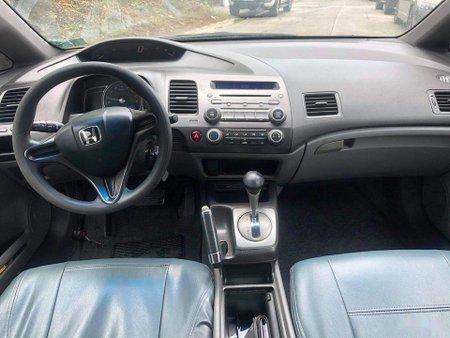 Selling Black Honda Civic 2008 in Manila