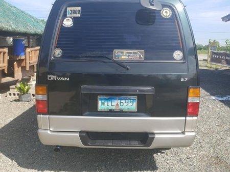 Sell Black Nissan Escapade in Cabanatuan