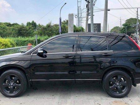 Black Honda Cr-V 2008 for sale in Manila