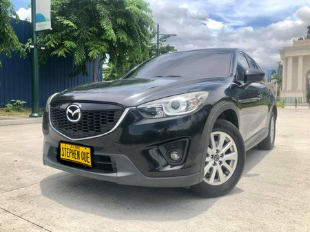 2012 Mazda CX-5 4x2 Skyactive AT