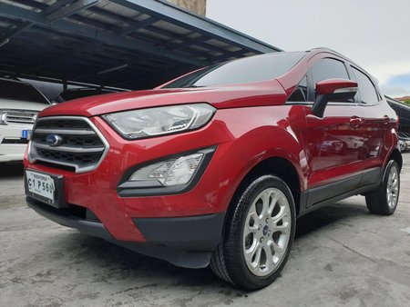 Ford EcoSport 2019 Acquired 1.5 Trend Automatic