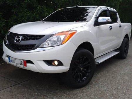Top of the Line. 2014 Mazda BT50 4X4 AT alt hilux navara ranger wildtrak strada navara 2015 2016