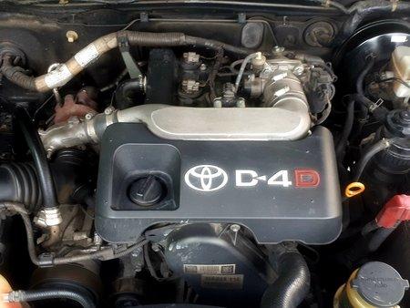 Toyota Fortuner 2010 TRD Diesel D4D Manual