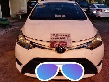 Sell White Toyota Vios in Pasig