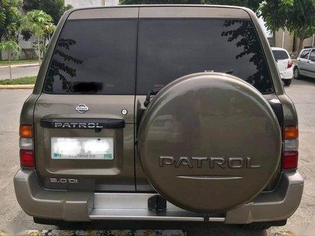 Selling Brown Nissan Patrol in Manila