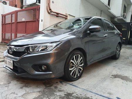 LUCKY CARS FOR CASH - 2018 Honda City VX Navi AT