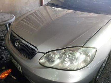 2002 Toyota Corolla Altis 1.6E MT Gasoline