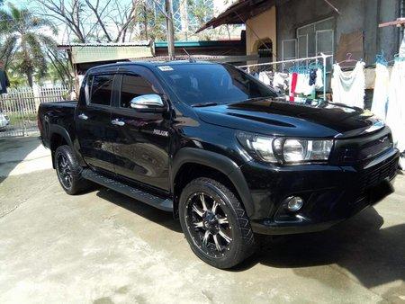 Rush! 2015 Toyota Hilux