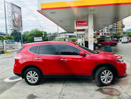 Selling Red Nissan X-Trail 2017 in Taytay