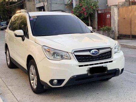 Subaru Forester 340,000 2015