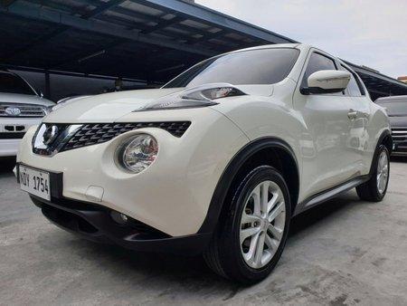 Nissan Juke 2016 CVT
