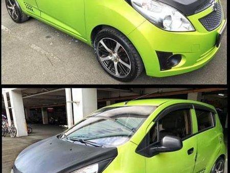 Green Chevrolet Spark for sale in Manila