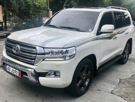 2018 Toyota Land Cruiser 200 VX Premium Local