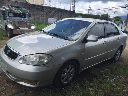 For Sale Toyota Altis 2002