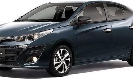 Sell Grey Toyota Vios in Manila
