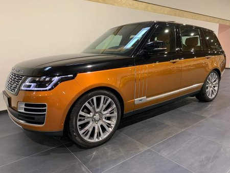 Used 2019 Range Rover Autobiography SV Gas