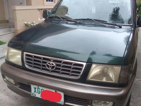2002 Toyota Revo GLX 1.8 EFI