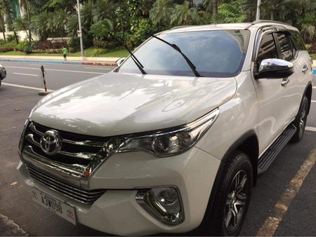 Toyota Fortuner G 2018 Automatic transmission