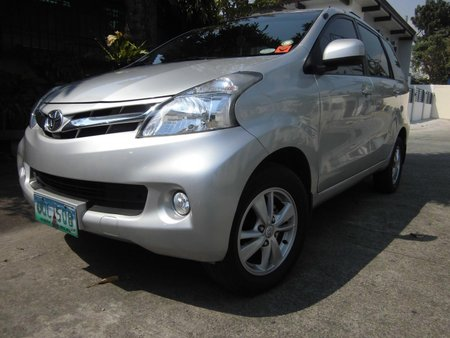 2013 Toyota Avanza G Top of the Line