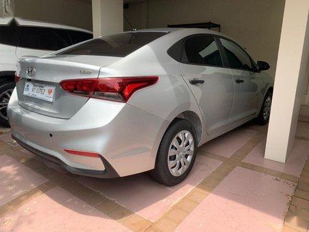 White Hyundai Accent for sale in Makati City