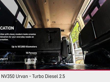 Sell White Nissan Nv350 urvan in Dasmariñas