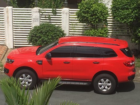 Red Ford Everest for sale in Makati City