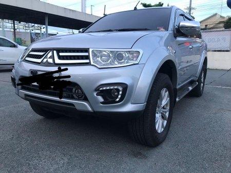 Sell Silver Mitsubishi Montero in Imus