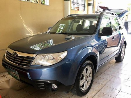 Blue Subaru Forester for sale in Alcantara