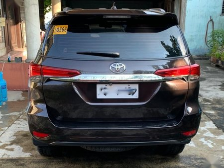 Sell Black Toyota Fortuner in Manila