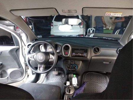 Sell White Honda Mobilio in Manila