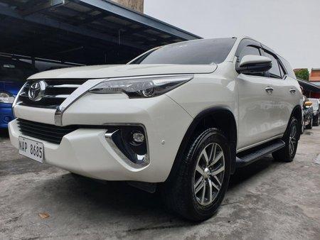 Toyota Fortuner 2018 V Diesel Automatc