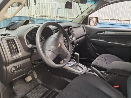 Sell Grey Chevrolet Trailblazer in Quezon City