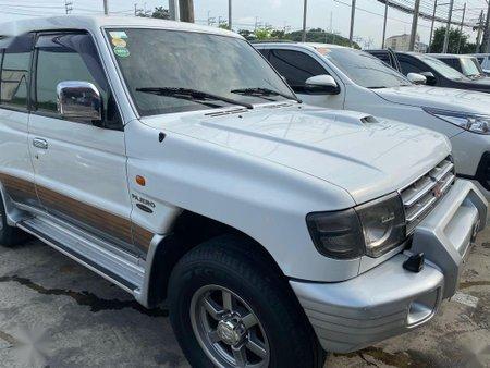 Sell White Mitsubishi Pajero in Manila