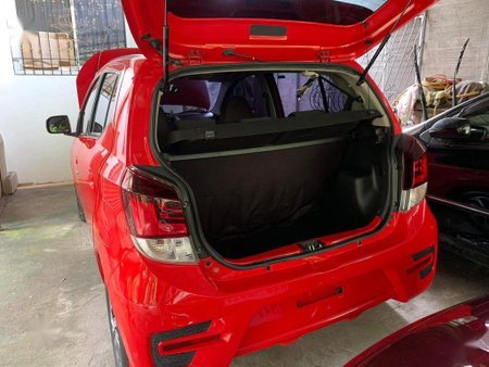 Sell Red Toyota Wigo in Magalang