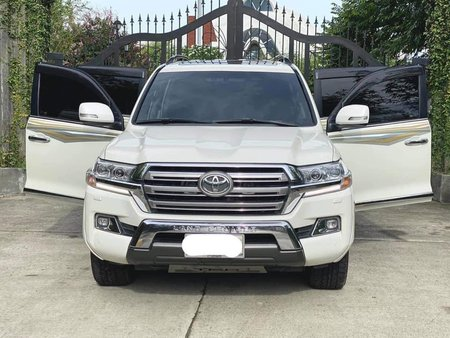 TOYOTA LAND CRUISER VX LC200 2017 ACQUIRED
