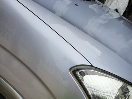 Sell Silver Mitsubishi Outlander in Quezon City