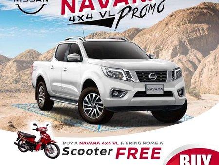 2020 Nissan Navara free scooter