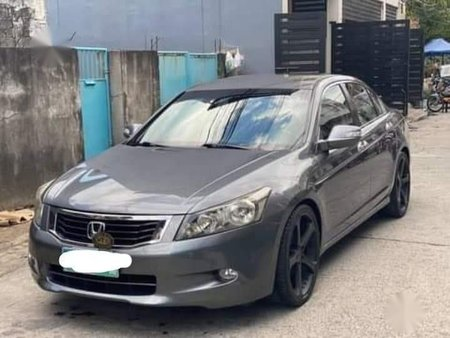 Grey Honda Accord for sale in Pateros City