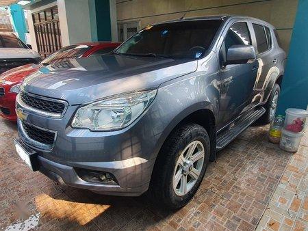 Selling Grey Chevrolet Trailblazer in Manila